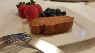 Sweet Potato Oat Bread